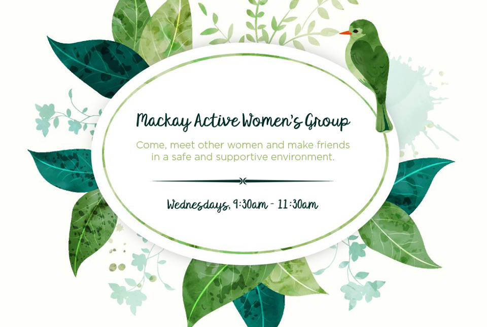 MACKAY ACTIVE WOMEN'S GROUP