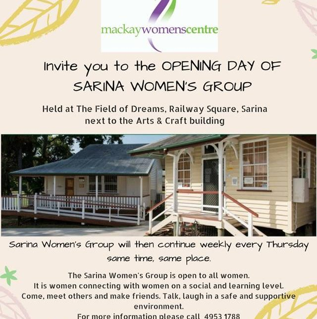 SARINA ACTIVE WOMEN'S GROUP