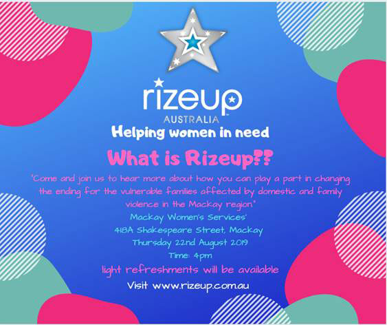 Rizeup Australia Information Session